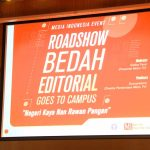 bedah editorial goes to campus